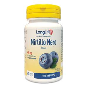 LONGLIFE MIRTILLO NERO 60CPS