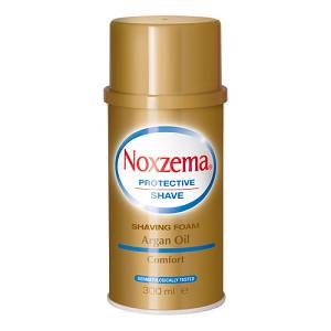 NOXZEMA SCH BARBA ARGAN OIL