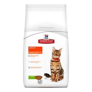 SCIENCEPLAN GATTO ADULTO OPTIMALCARE CONIGLIO  2kg