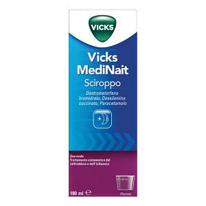 VICKS MEDINAIT*SCIR 180ML