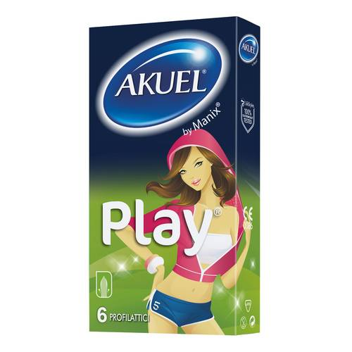 AKUEL BY MANIX PLAY B 6PZ