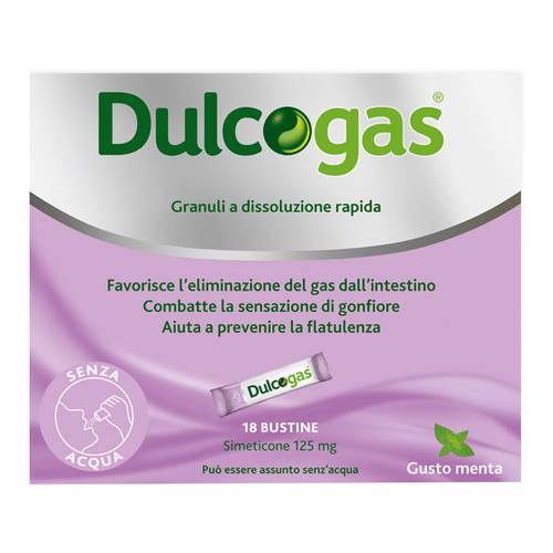 DULCOGAS 18BUST