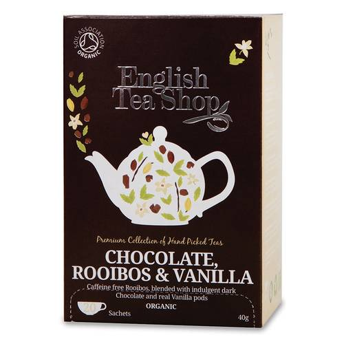 ENGLISH TEA SHOP CHOC ROOI VAN