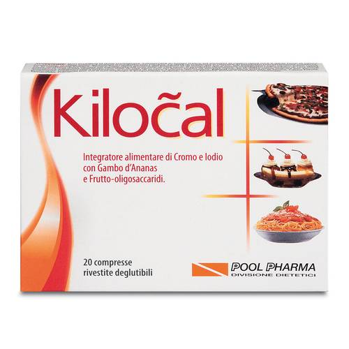 Kilocal Integratore dietetico 20 cpr