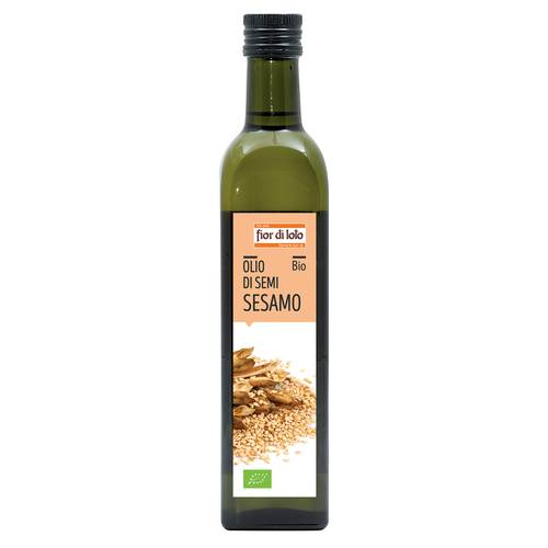 OLIO SESAMO BIOLOGICO 500ML