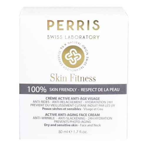 PERRIS ACTIVE A/AGING FACE50ML