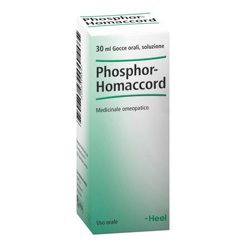PHOSPHORUS HOMAC 30ML HEEL