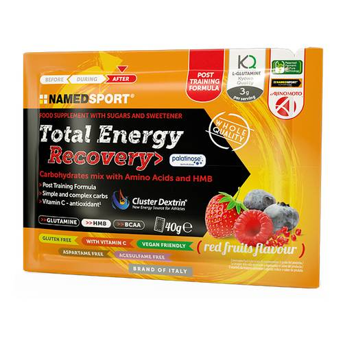TOTAL ENERGY RECOVERY RED 40G