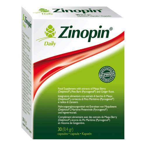 ZINOPIN DAILY 30CPS